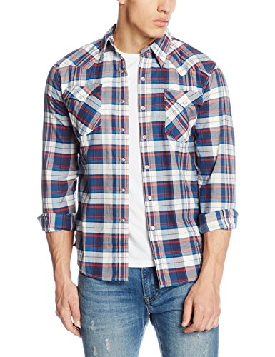 418d85f361 Levi s Men s Barstow Western Casual Shirt – Menswear Warehouse