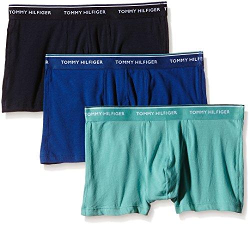 tommy hilfiger men s 3 pack premium essentials boxer shorts menswear warehouse. Black Bedroom Furniture Sets. Home Design Ideas