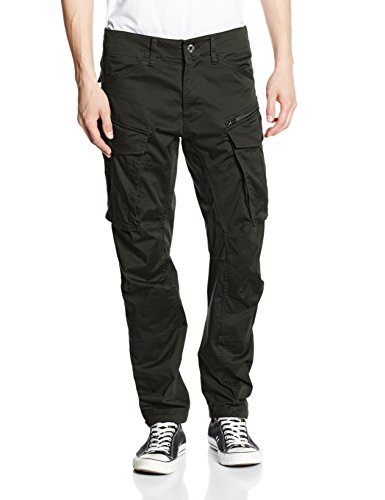 34016e28dfc G-STAR RAW Men's Rovic Zip 3d Tapered Trouser – Menswear Warehouse