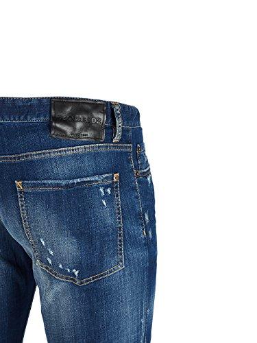 e0c2607eaf DSquared2 Slim Jean S71LB0192 S30342 470 Jeans Dsquared D2 ...