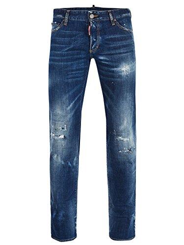 e7addbb25909a DSquared2 Slim Jean S71LB0192 S30342 470 Jeans Dsquared D2 – Menswear  Warehouse