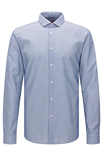 Hugo boss erondo men s long sleeve shirt 16 menswear for Hugo boss dress shirt review
