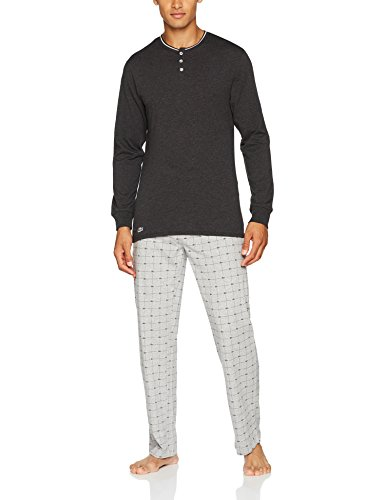 ba6023d493ed2 Lacoste Men s Loungewear Long Sleeve Holiday Set Pyjama – Menswear Warehouse