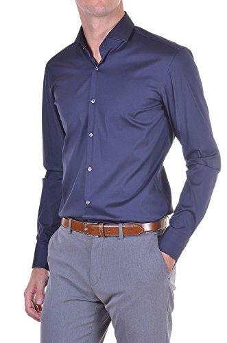 New hugo boss mens purple slim fit stretch long sleeve for Hugo boss jason shirt