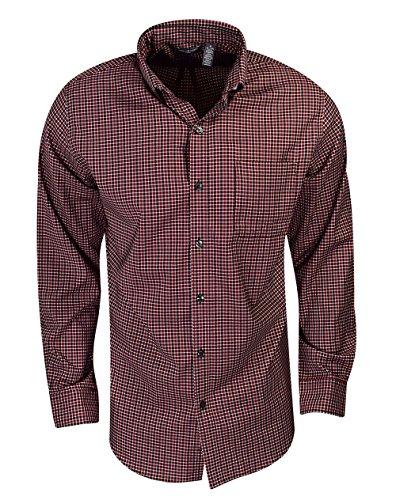 Van Heusen Men S Button Down Shirt Menswear Warehouse