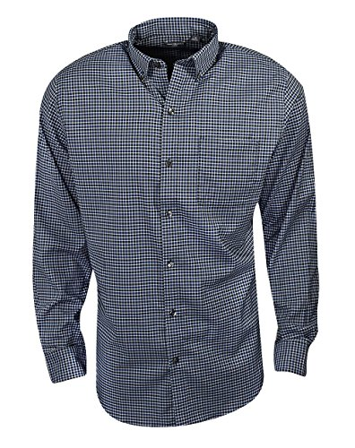 Van heusen men s button down shirt menswear warehouse for Van heusen iron free shirts
