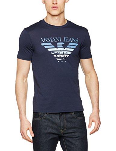 dd2803e8525 Armani Jeans Men s T-Shirt – Menswear Warehouse
