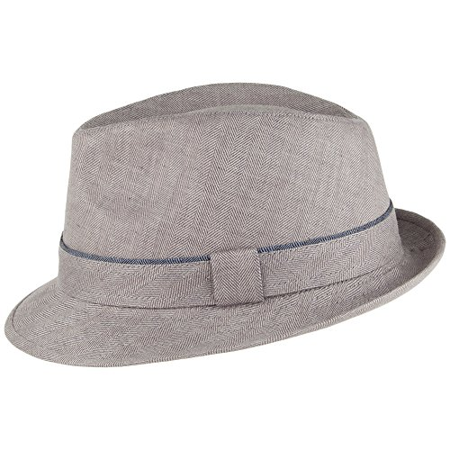 fdfd8fc4c29 Failsworth Irish Linen Trilby Hat – Menswear Warehouse