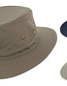 6995407e Quick View. Hats and Caps Failsworth Summer Cotton Lightweight Traveller  Safari Fedora ...
