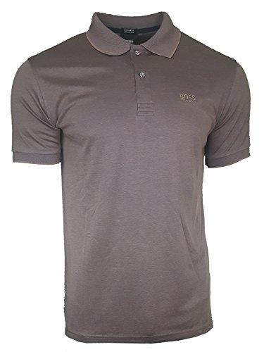 9e52cf8c Hugo Boss – Men's Mercerised Polo Shirt. Short Sleeve. Modern Regular Fit
