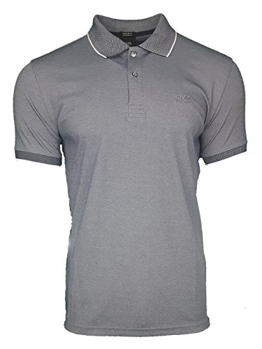 2d93af55 Hugo Boss – Men's Mercerised Polo Shirt. Short Sleeve. Modern Regular Fit