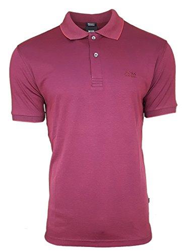 32c4640b Hugo Boss – Men's Mercerised Polo Shirt. Short Sleeve. Modern Regular Fit –  Menswear Warehouse