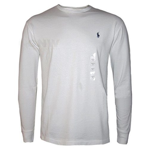 17155c92 Ralph Lauren Men Long Sleeve Crew Neck T Shirt – Menswear Warehouse
