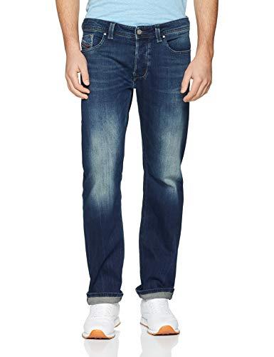 38aae9bc Diesel Men's Larkee Straight Jeans Dark Blue – Menswear Warehouse