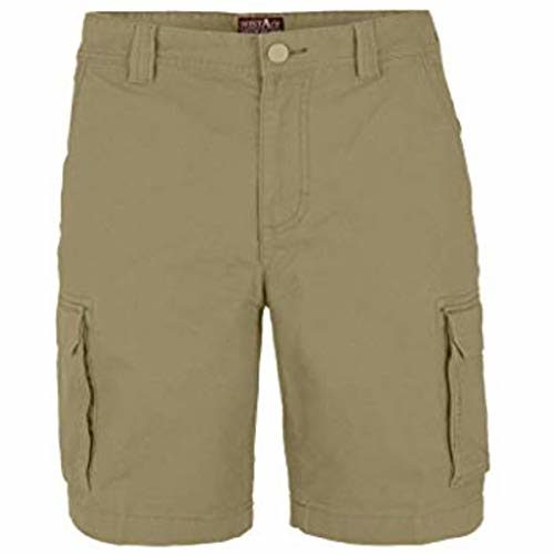 c491cabb westAce Mens Casual Work Cargo Combat Shorts Cotton Chino Summer Half Pant